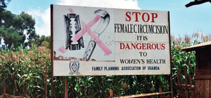 Female Genital Mutilation: Crime, not prejudice