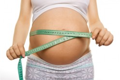 Maternal obesity and diabetes in pregnancy result in early overgrowth of the baby in the womb