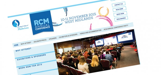 10–11 Nov 2015 RCM annual conference