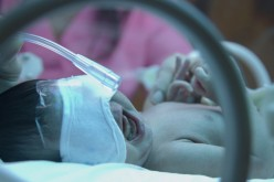 Explaining bursts of activity in brains of preterm babies