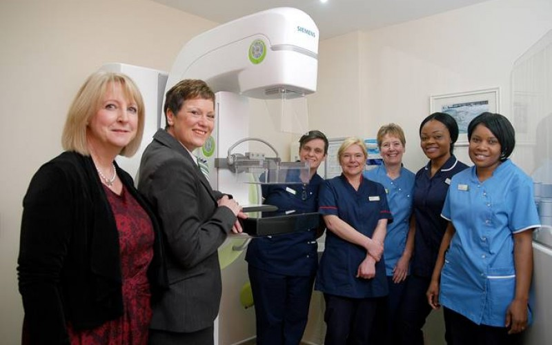 Nuffield Health improves breast screening service for women across the UK