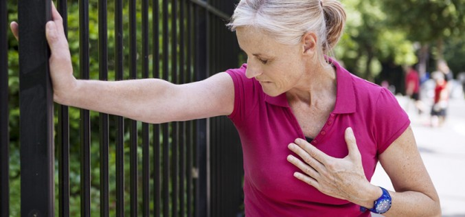 Women unaware of menopause risk to the heart