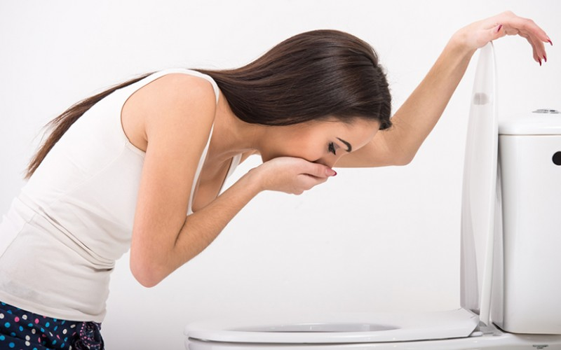 Having morning sickness could lower risk of pregnancy loss