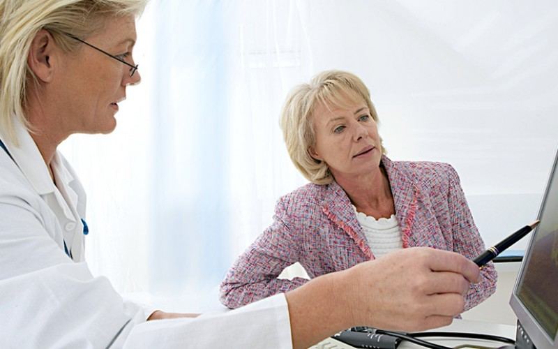 Do women still visit an Ob/Gyn in their post-reproductive years?