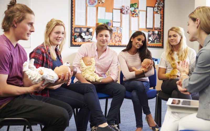 Baby simulator programme may make teenage girls more, not less, likely to become pregnant