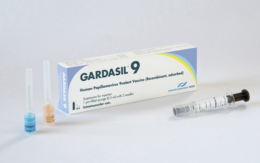 Sanofi Pasteur MSD's new 9-valent HPV vaccine is now available in the UK