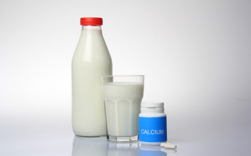 Calcium in the prevention of postmenopausal osteoporosis