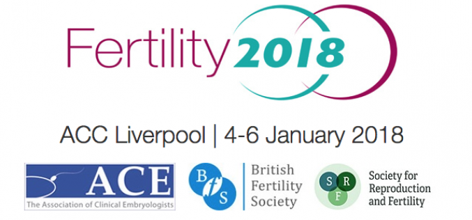 4-6 January 2018; The 11th Joint Conference of the UK Fertility Societies, Liverpool