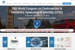 23-25 November 2018, 26th World Congress on Controversies in Obstetrics, Gynecology & Infertility (COGI); London
