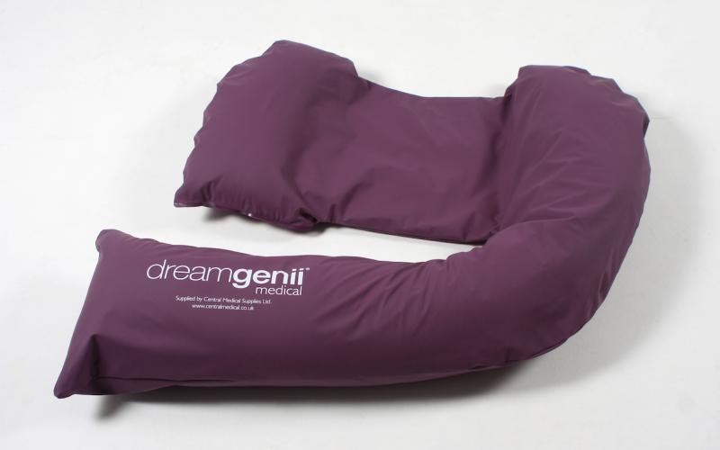 Central Medical develops Dreamgenii pregnancy support medical pillow