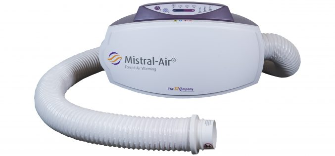 Mistral-Air® premium warming range now available from CMS