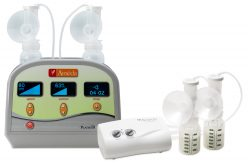 Ameda breast pumps available from Central Medical Supplies