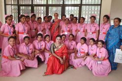 Kingston University midwifery expert helps transform quality of care in Bangladesh