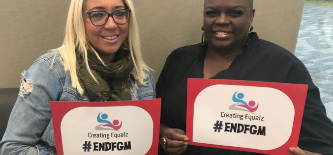 Midwifery graduate is Creating Equalz for girls at risk of FGM