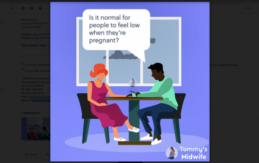 Tommy's partners with Mindshare to launch Tommy's Midwife Voice Skill ahead of schedule to help alleviate anxiety amid the COVID-19 crisis