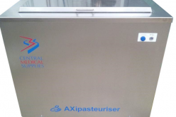 AXipasteuriser human milk pasteuriser available from CMS