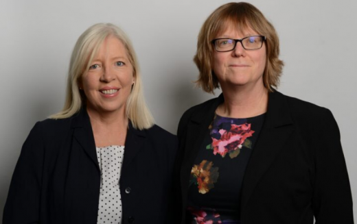 University duo honoured for work to help develop midwifery services in India
