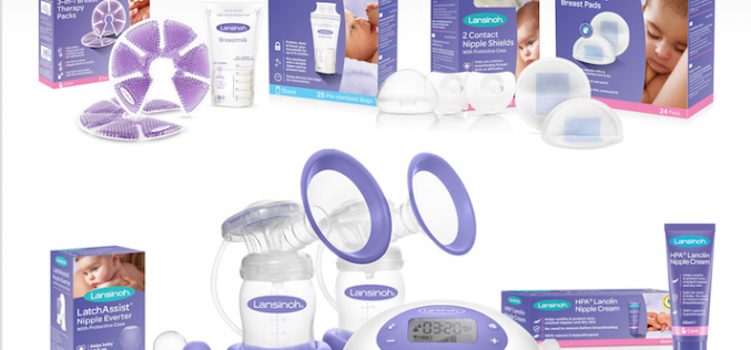 Lansinoh HPA® Lanolin nipple cream available via Central Medical Supplies