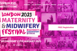 13 January 2021, Maternity & Midwifery Festival 2021; London
