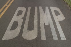 Engineer cautions pregnant women about speed bumps