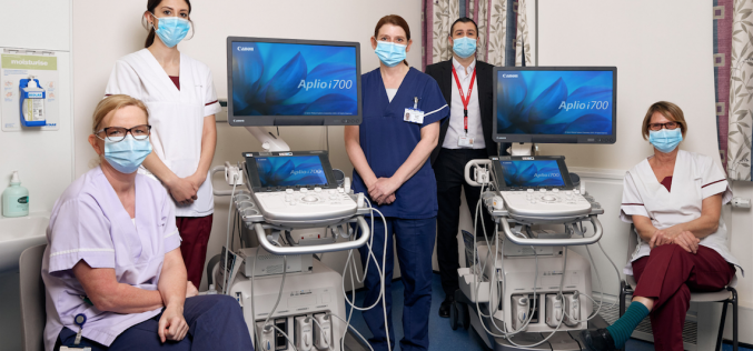 Exceptional image quality for Obs & Gynae ultrasound patients