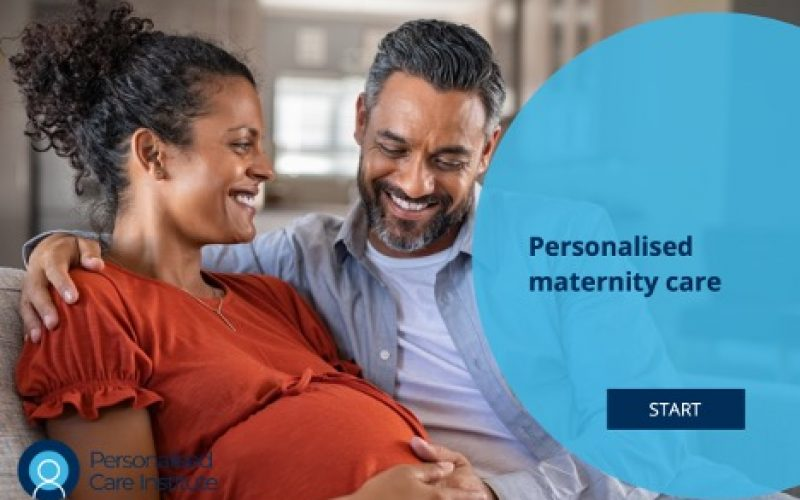 Learn about personalised care in maternity services with a new free 30-minute module